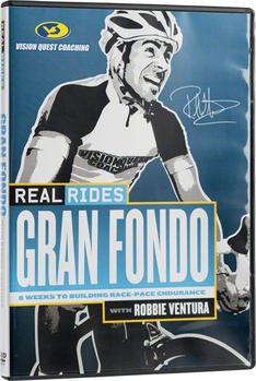 (Real Rides Gran Fondo 8 Weeks To Building Race-Pace Endurance with Robbie Ventura)