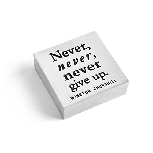 vilmain-winston-churchill-never-give-up-pewter-paperweight