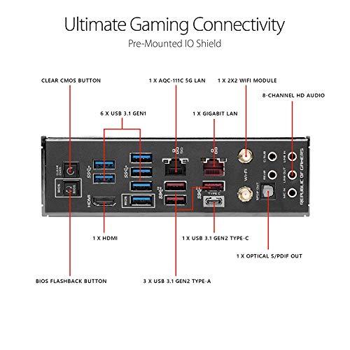 Build My PC, PC Builder, ASUS ROG Maximus XI Extreme