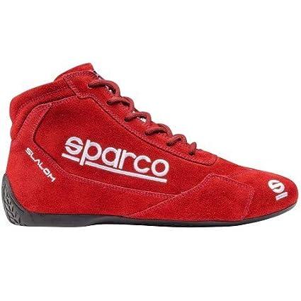 Sparco 00126445NR RB Slalom Racing Botines 3.1 SCHWARZ GR/ÖSSE 45