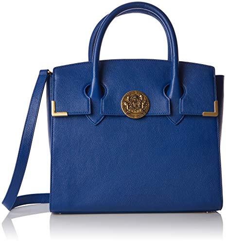 cabcee7a4a X Satchel Bleu Guess 30x28x15 Cm À blue Sac w Bandoulière Femme Atlas L H  ZwRqwnWxz