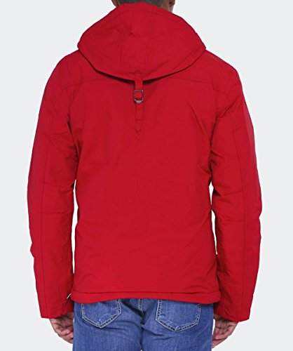 Napapijri old Red Uomo S Winter Giacca 094 Rainforest A rosso 4qw1fxg4r7