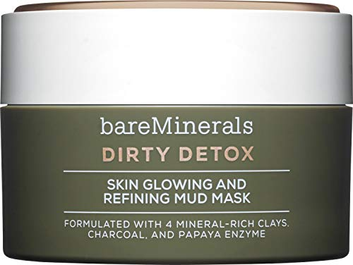Dirty Detox Skin Glowing and Refining Mud Mask, 2.04 oz 0