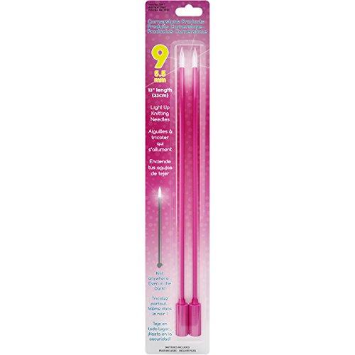 Cornerstone Products 3997 Lite Knitting Needles-Size 9 (Knitting Lite Needles)