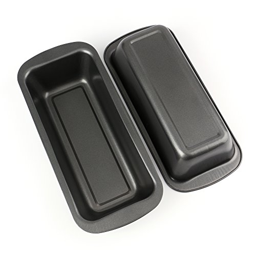 Tosnail Long Non stick Loaf Pan