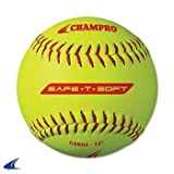 Safe-T-Soft Softballs- 12'', 12 Per Set