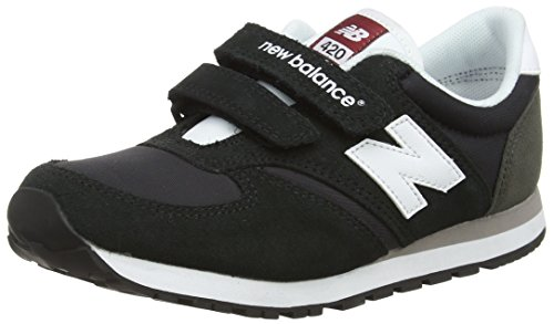 New Balance KE420, Zapatillas de deporte Unisex Infantil Negro (Black/Grey/003)