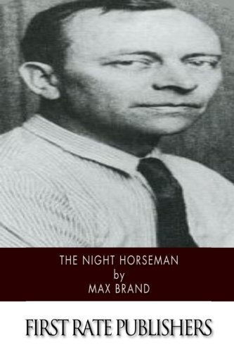 Read Online The Night Horseman pdf