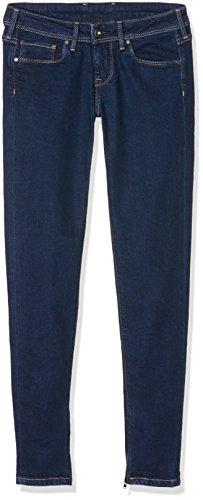 Cher Jeans denim Blu Pepe I01 Donna p451CCwUq