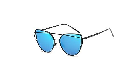 Bi hai Retro Metal Color película Gafas Anti-Ultraviolet Gafas de Sol +  Gafas ( 2d472bc0b267