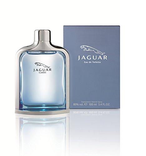 - Jaguar Classic Blue by Jaguar for men Eau De Toilette Spray,3.4 Ounce