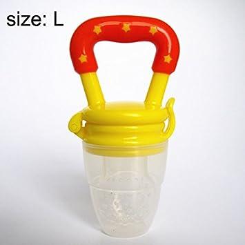 Amazon.com: Alimentador de malla bebé – pezón chupete ...