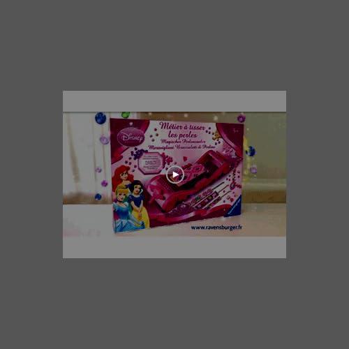 Ravensburger 18660 Loisir Creatif Metier A Tisser Perles
