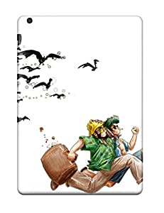 Jim Shaw Graff's Shop New Style 2273608K30549388 New Tpu Hard Case Premium Ipad Air Skin Case Cover(cowboy Music)