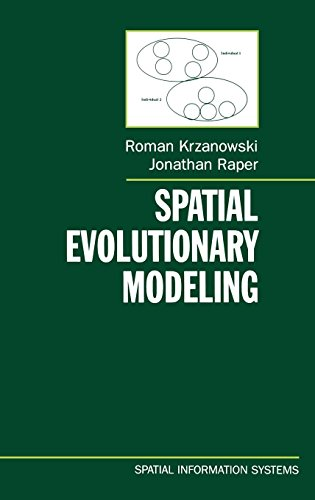 (Spatial Evolutionary Modeling (Spatial Information Systems))