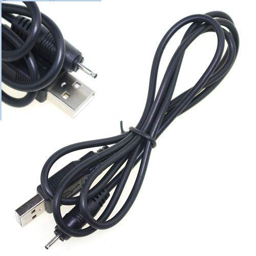 yan USB2.0 A Male to 2.0mm PC Power Charger Cable Cord Lead for Nokia Phone CA-100 (Ca100 Usb Nokia Charger)