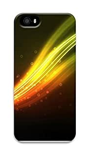 Case For Iphone 4/4S Cover Colorful Lines 3D Custom Case For Iphone 4/4S Cover