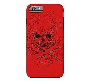 100'000 of birds iPhone 6 Plus Boston University Red Tough Phone Case