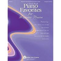 Fred Bock Piano Favorites for Majestic Praise: Piano