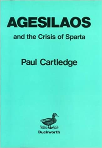 Book Agesilaos and the Crisis of Sparta