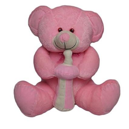 Buy SRT Bottle Teddy bear, teddy bear 38 cm Online at Low