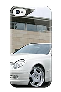 Best New Arrival Case Cover With Design For Iphone 4/4s- 2001 Wald Mercedes-benz E-class Wagon