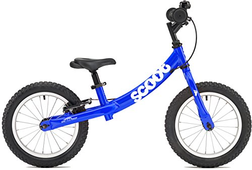 "2018 US Edition Scoot XL 14"" Balance Bike in Blue (Age 4-7)"
