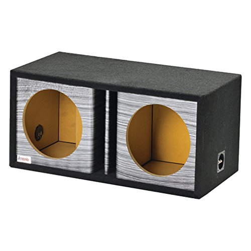 Atrend Subwoofer Enclosure Wood Grain