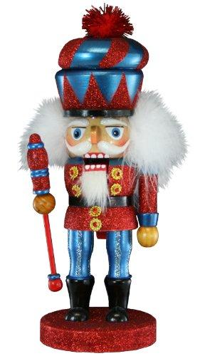 Kurt Adler Hollywood Christmas Nutcracker Toy Soldier [FC24 HA0118B] -