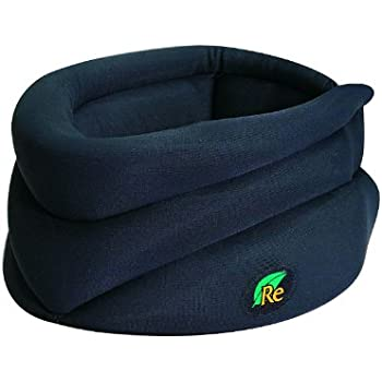 Caldera Releaf Neck Rest, Large, Black