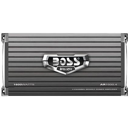 Review Boss Audio 1600 Watt