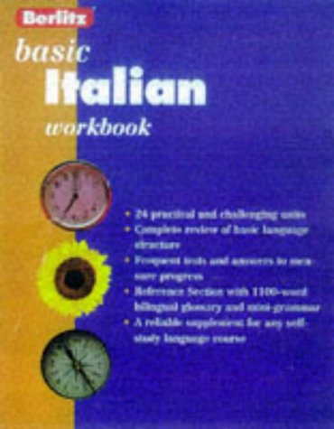 Berlitz Basic Italian Workbook: Level One (Workbook Series, Level 1)