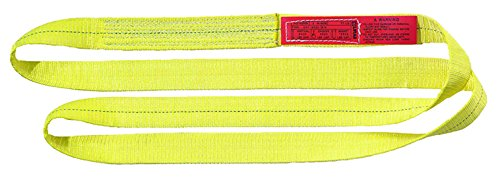 Liftall EN1801DX4 Polyester Web Endless Sling, 1-ply, 1