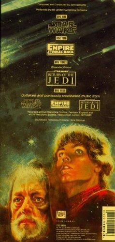 Star Wars Trilogy: The Original Soundtrack Anthology by Arista