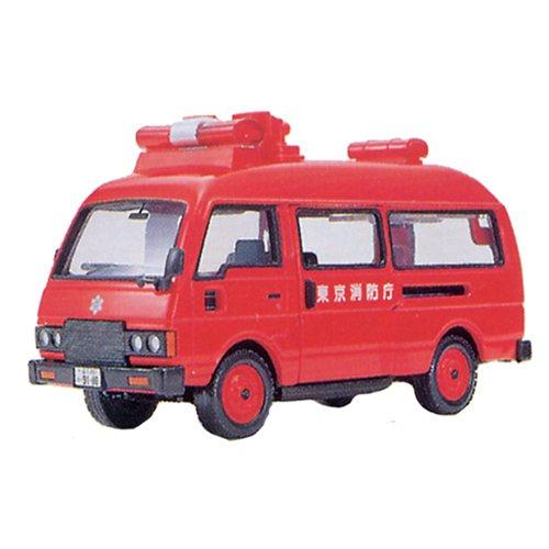 1/36 消防指揮車(レッド) 「ダイヤペット」 DK-3008