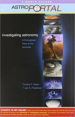 Investigating Astronomy Loose Leaf & Astroportal 6 Month Access ...