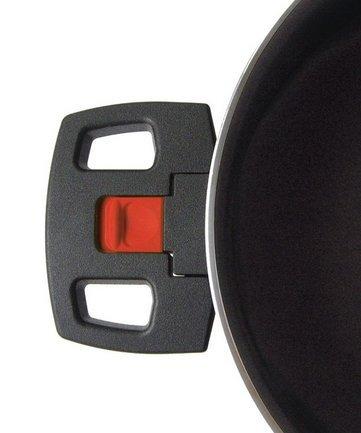 Ballarini FRA310.876-1 Cook Pot Handle Black