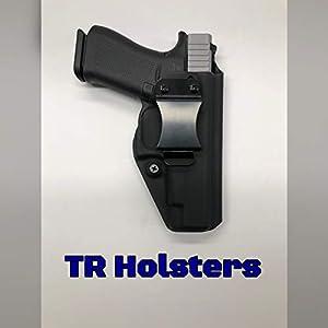 Black Kydex IWB Holster for Glock 48