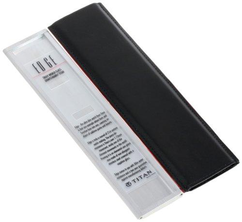 a8eb20d63f7 Titan Men s 1514WL01 Edge Ultra Slim 3.5mm Thin Watch - Buy Online ...