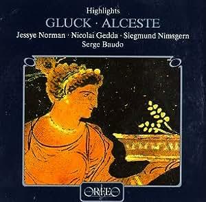 Alceste Highlights