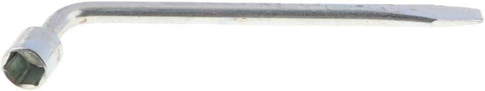 H HILABEE 21mm Professional Radmutternschl/üssel Radschl/üssel Teleskop Schl/üssel f/ür Radmuttern