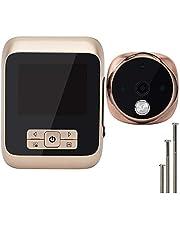 3 Inches HD Timbre Inteligente del Timbre, Cámara inalámbrica Monitor + Super visión Nocturna Larga Espera, Timbre electrónico para el hogar