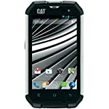 Caterpillar CAT B15Q Dual Sim, 4GB, IP67, Factory Unlocked, US Warranty (Black)