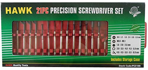 PRECISION SCREWDRIVER SET, Case Pack of 48 by DollarItemDirect (Image #1)