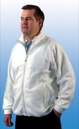 Emsmorn Fleece Bowling Jacket