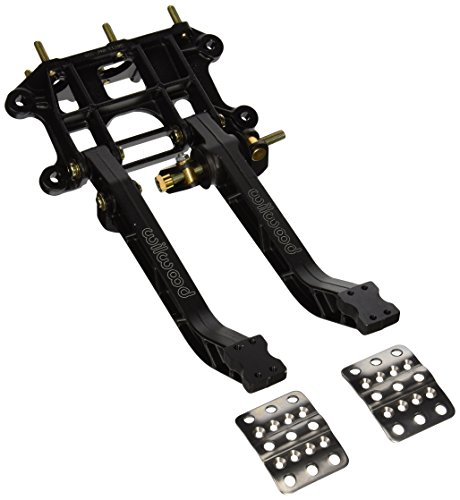 Price comparison product image Wilwood 340-11295 Brake and Clutch Pedal Assembly