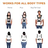 Ergobaby 360 All-Position Baby Carrier with Lumbar