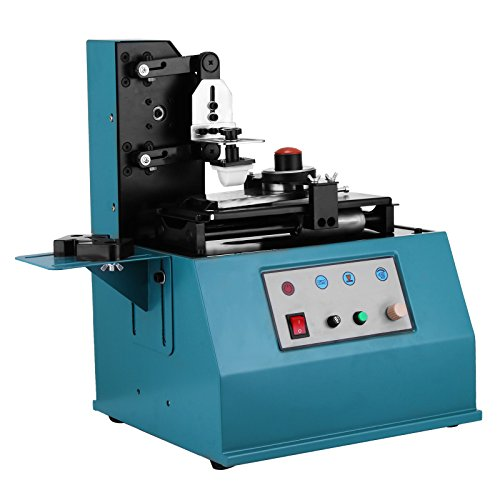 Happybuy Pad Printer Multinational Coder Pad Printer Machine 3600