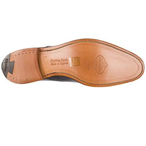 Classiques En À Black Tornto Chaussures Brogue Noir Church Homme S Cuir Church's Lacets Wqtn6X70