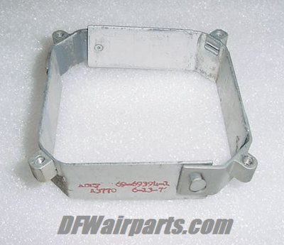 69-69394-1, A3770,3 1/4 Aircraft Instrument Mounting Clamp Ring